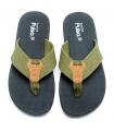 Sandalia abierta - Guante Pulso - Tunquen - Verde - 0034665